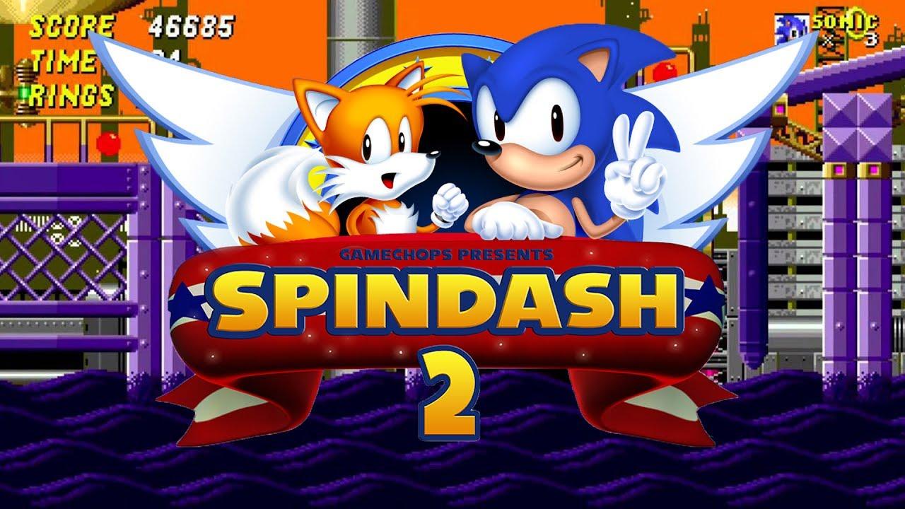 SPINDASH 2 🎵 Flexstyle ► Oil Ocean (Sonic the Hedgehog Remix Album) -  GameChops