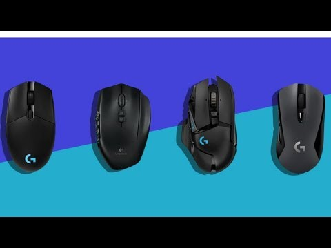 7 Best Logitech Gaming Mouse ( Wireless And Wired )