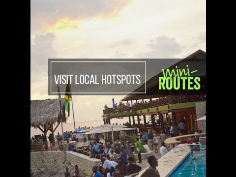 Jamaica's rustic beauty awaits on the all new MINI-Routes Negril by Island Routes