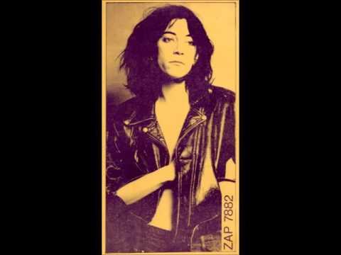 Patti Smith - Hey Joe (Live)