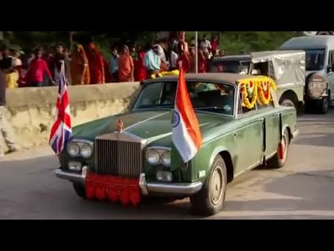 Doing a Ganesh on their cars | Top Gear Christmas Special 2011 | BBC ...