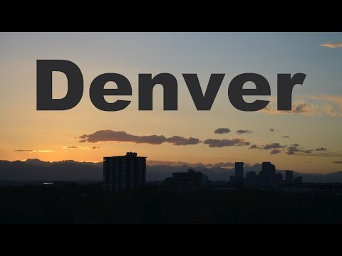 Denver City Tour: What to do in ONE DAY | Traveling Robert