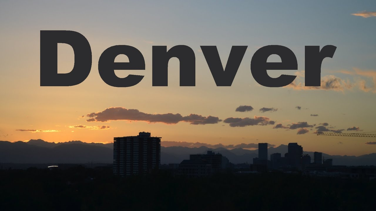 Denver City Tour: What To Do In ONE DAY