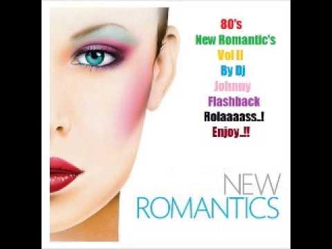 80'S NEW ROMANTICS MIX VOL II