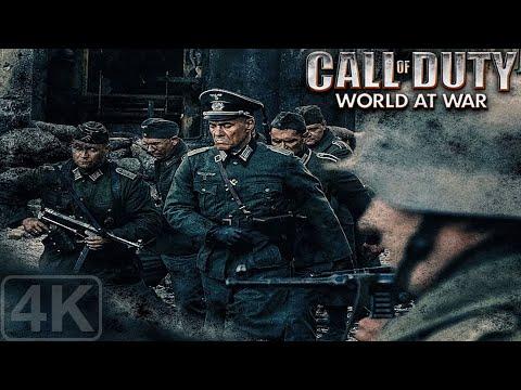 VENDETTA (Battle Of Stalingrad) Call Of Duty WaW - 4K