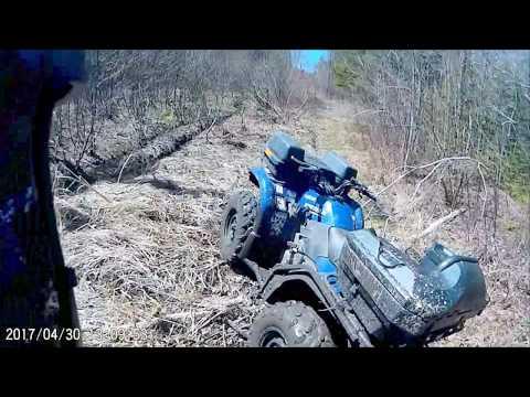 River Hebert ATV Run May 2017