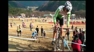 シクロクロス全日本選手権2011 エリート男子 thumbnail