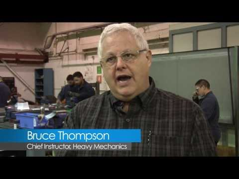 New heavy mechanics centre will increase jobs for BCIT students