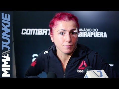UFC Fight Night 137: Randa Markos post-fight interview