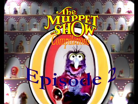 The Muppet Show Compilations - Episode 2: Gonzo's Trumpet Openings (Season 2&3).