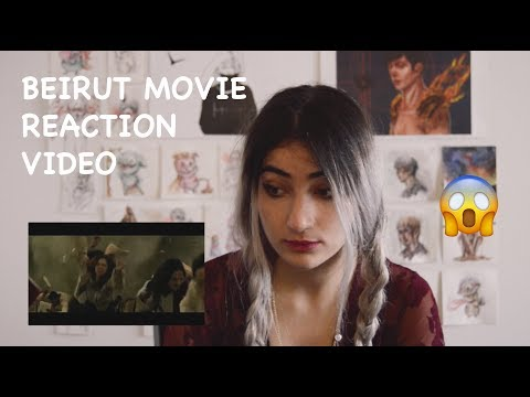 Lebanese Reacting To Beirut Movie Trailer