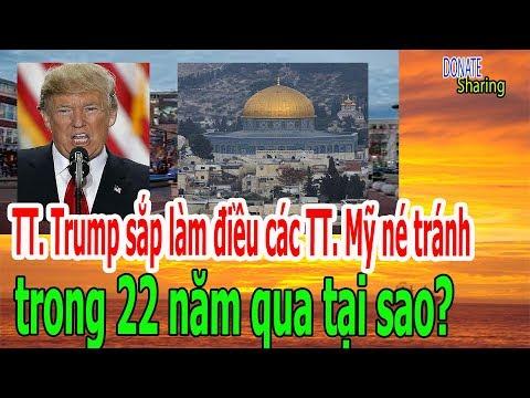 TT. Trump s,ắ,p l,à,m đ,i,ề,u các TT. Mỹ n,é tr,á,nh trong 22 năm qua tại sao?