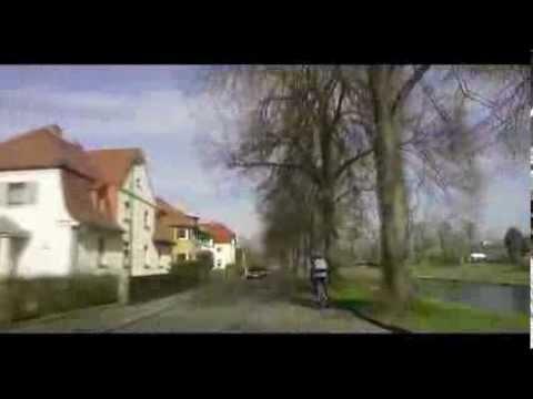 Gera, Thüringen - entlang der Weissen Elster