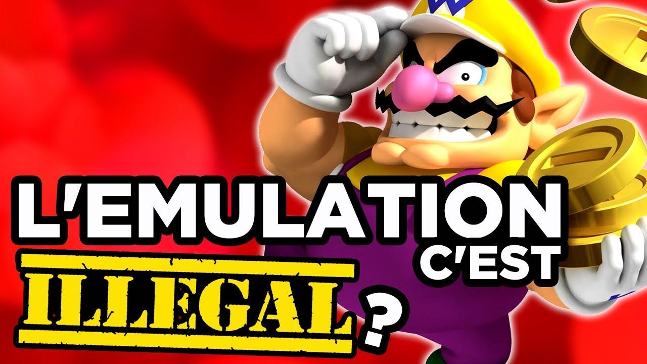 Download L'EMULATION, C'EST ILLÉGAL ?!