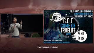 Culto Truelife // 18 MAIO 2019