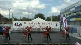The Dream Dance Company - Russia - Billingham Festival 2012