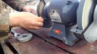 видео Инструмент для шлифования, отрезания кругами и полирования