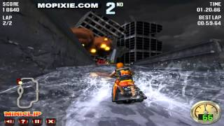 Jet Ski Racer Level 2 Gameplay
