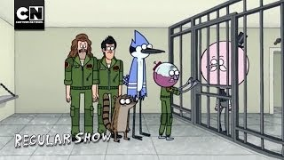 Pops to the Rescue I Regular Show I Cartoon Network