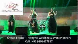 Silver Strings Band International Bollywood song Bura Bura Wedding Reception Engagement Indian