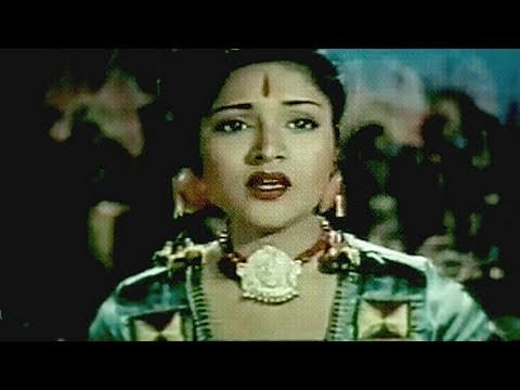 Teri Yaad Mein Jhalkar - Vaijayanti Mala, Lata Mangeshkar, Nagin Song