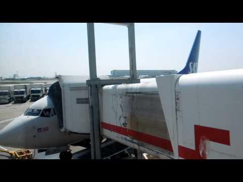 アキーラさん利用1!スカンジナビア航空(London⇒Stockholm)(SK532)Skandinavian-Air