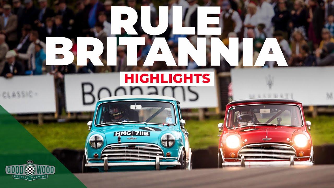 7 incredible British cars at Goodwood Revival