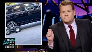 James Corden Comes Clean About Carpool Karaoke