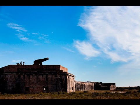 Florida Travel: Fort Pickens: History on Florida's Gulf Coas
