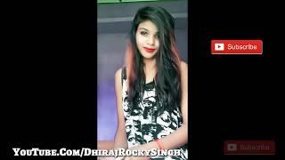 Juhi singh vs blolwa musically funny comedy dilok mix  part 2
