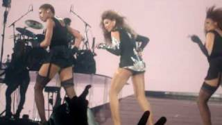 I AM TOUR BEYONCE SINGLE LADIES LIVE PARIS BERCY PART 1