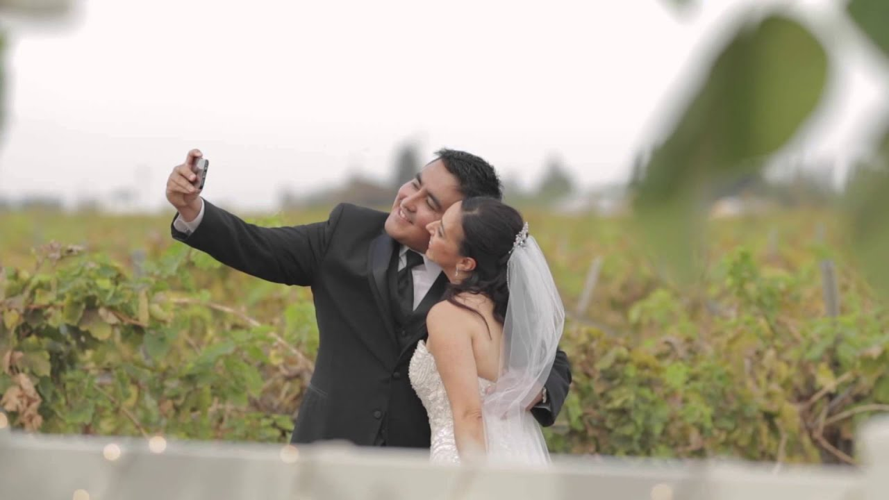 Wedding Videographer Fresno Moravia Wines