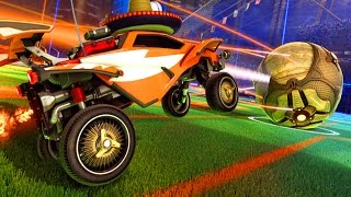 A VOLAR!! - Rocket League PS4