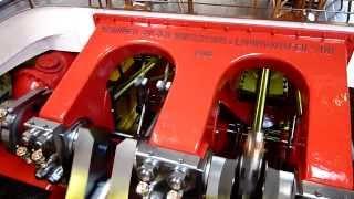 Schiffsmotor
