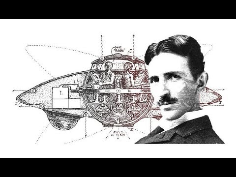 Nikola Tesla's LOST Nikola Tesla Anti Gravity Technology Papers and The Ether