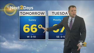 CBS 2 Weekend Weather Watch (11 P.M. 10-6-2019)