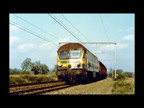 NMBS SNCB HLD 51 & 59