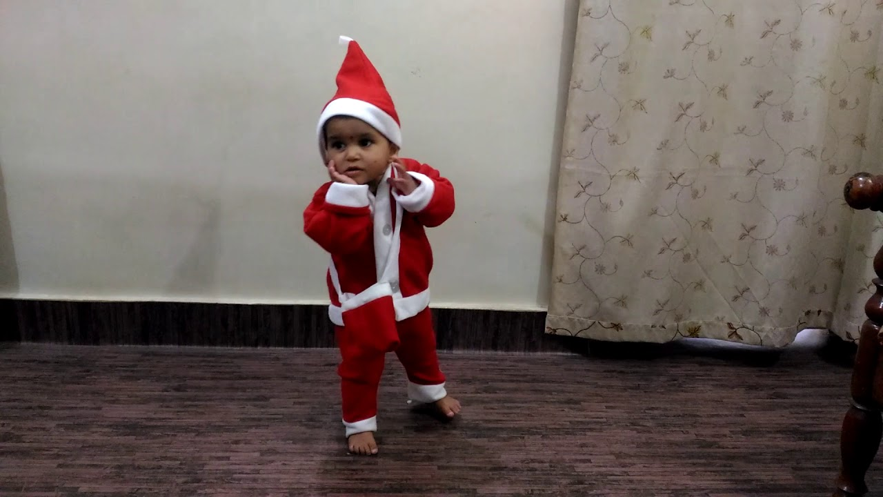 Christmas Song | Jingle Bells | Santa Claus feat: trishAlekar HRX - YouTube