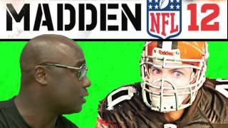MADDEN NFL 12 LAUNCH PARTY!! (feat. Marshall Faulk)