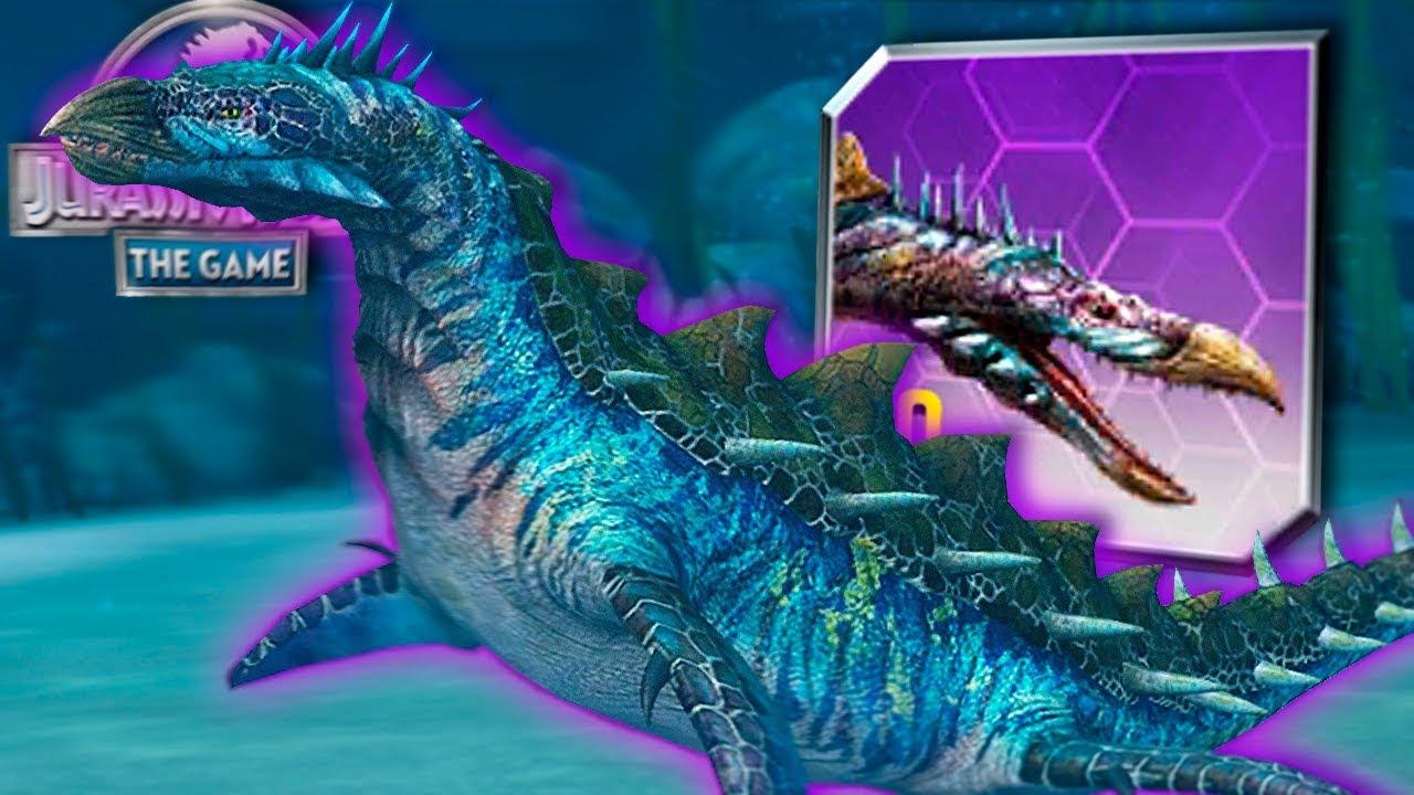 Jurassic world Aquatic park Hybrid predictions - YouTube