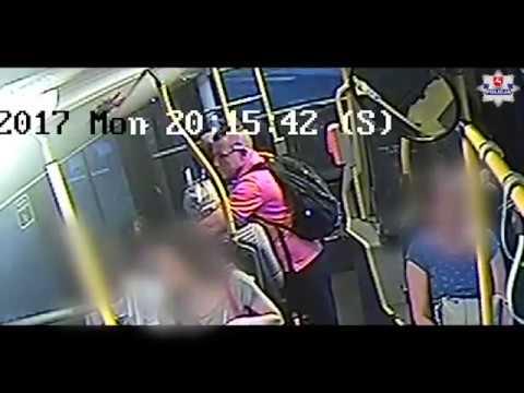 Lublin: Zerwała kobiecie łańcuszek w autobusie