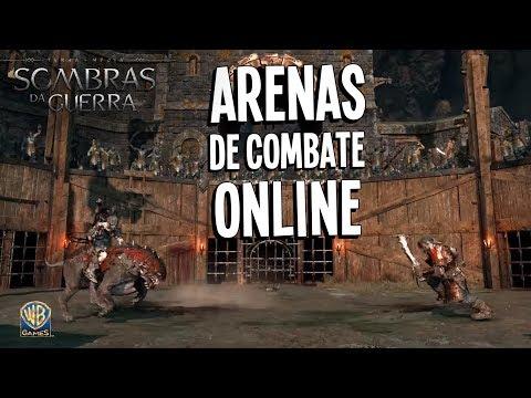 Terra-Média: Sombras da Guerra - Arenas de Combate Online
