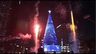 서울시청 성탄트리 점등식 2019년 11월 16일