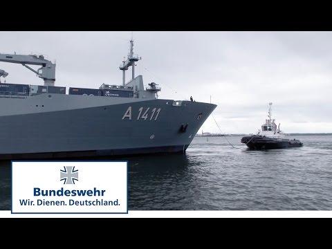 BALTOPS 2016: Deutsche Marine beim größten Ostsee-Manöver des Jahres - Bundeswehr