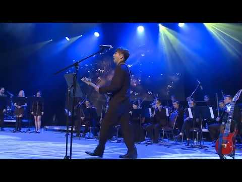 Dewdrops at Dawn ~ Final Fantasy Main Theme FFXV Video Game Orchestra 2018 VGO 最終幻想 下村陽子 植松伸夫