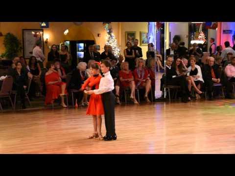 Kid's dance -Argentine Tango