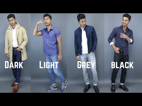 The 4 Shades of Denim You NEED | A Guide to Denim