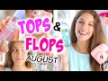 TOPs und FLOPs August im LIVE TEST! ♡ BarbieLovesLipsticks