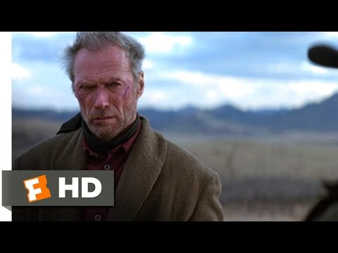 Unforgiven (8/10) Movie CLIP - The Only Friend I Got (1992) HD