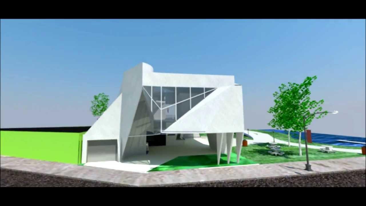 Muitas vezes Video de apresentação de Planejamento e projeto de arquitetura I  LO56
